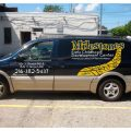 Milestones Early Childhood Development Center Car Wrap