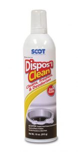 Dispos'l Clean