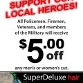 Super Deluxe Salon Coupon